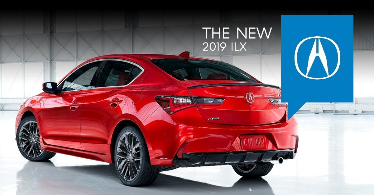 The 2019 Acura Ilx There Are A Lot Of Changes